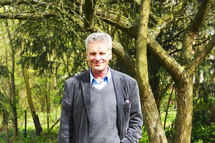 Seit 25 Jahren Seelsorger in Heiligenhafen: Dr. Ronald Mundhenk. Foto: Klüver