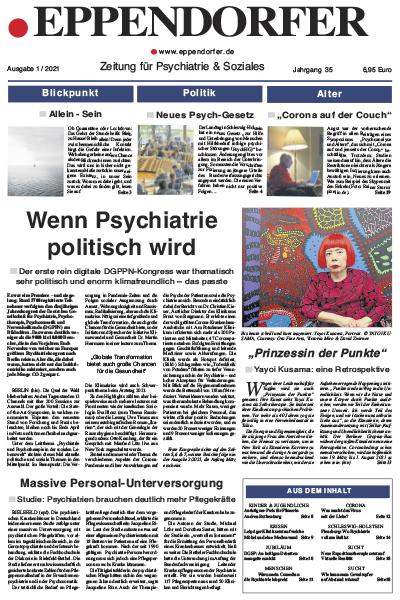 Eppendorfer – Ausgabe 1 / 2021